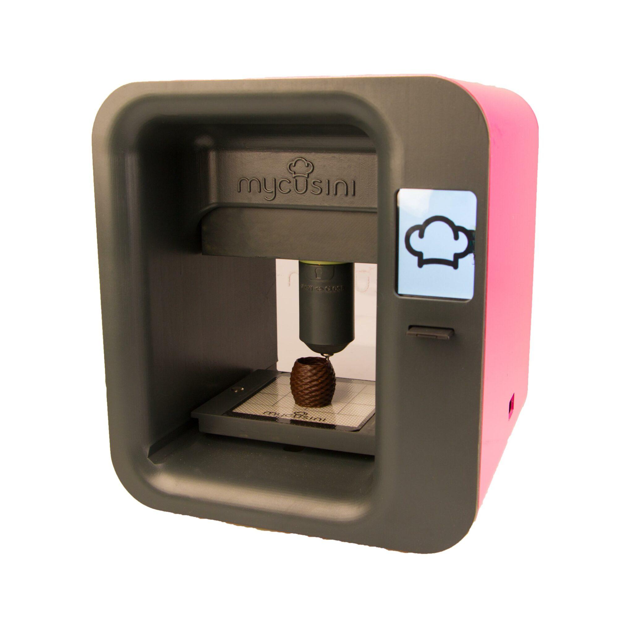 3D Choco Printer mycusini® 2.0 inklusive Premium-Paket