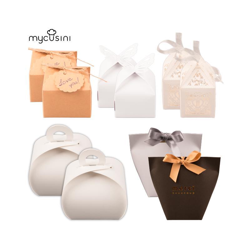 mycusini® Geschenkverpackung – gemischtes Set (10 Stück):
