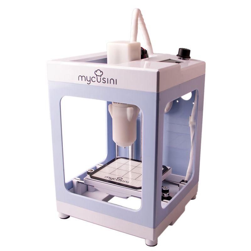 mycusini® 3D-Schoko-Drucker - Starter-Paket